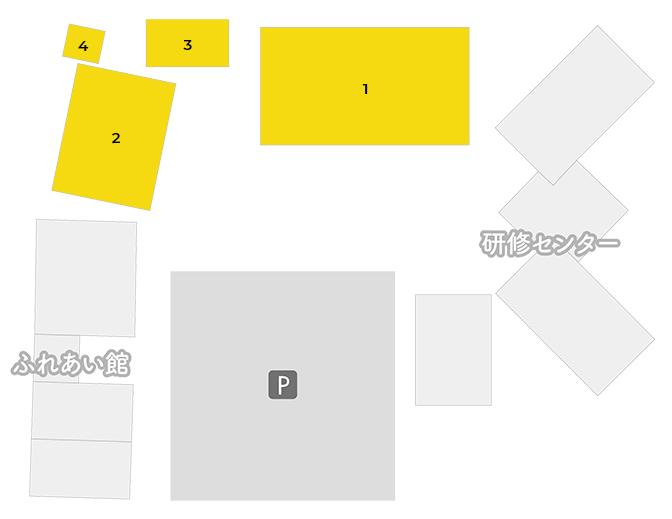 民俗資料館マップ